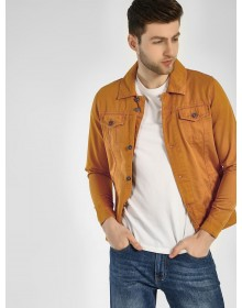Brown Denim Jacket-ABCD(Similar Style)