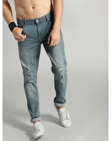 Turkish Blue Ripped Jeans-ABCD(Similar Style)