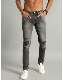 Grey Ripped Jeans-ABCD(Similar Style)