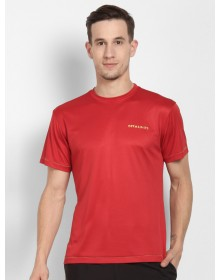 Red Basic Tee-ABCD(Similar Style)
