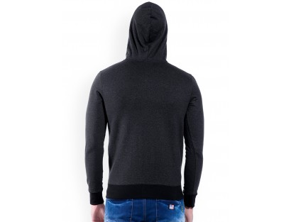 Black Solid Pullover-ABCD(Similar Style)