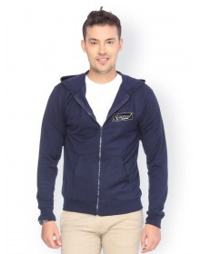 Navy Hooded Sweatshirt-ABCD(Similar Style)