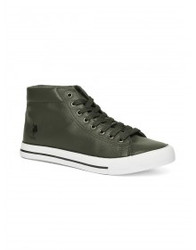 Hunter Green Mid Top Shoe-ABCD(Similar Style)