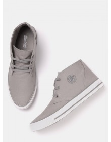Grey Mid Top Shoe-ABCD(Similar Style)