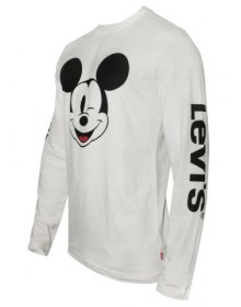 Mickey Mouse Ecru printed Sweatshirt-ABCD(Similar Style)