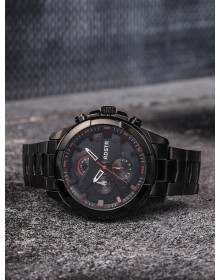 Men Black Analogue watch-AS(Similar Style)