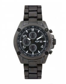 Mid Night Black Analogue watch-AS(Similar Style)