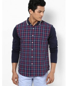 Giordano Checkered Casual Shirt