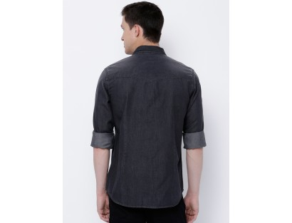 Charcoal Grey Shirt-GG
