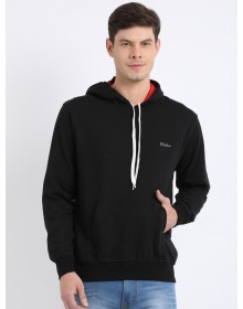 Black Hooded Sweatshirt-CMR (similar style)