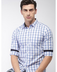Blue&white Shirt-CHLR(similar style)