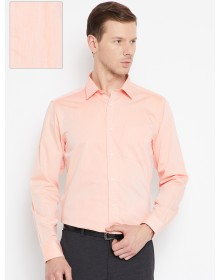 Peach Self-Design Shirt-CHLR(similar style)