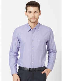Blue Regular Fit Solid Shirt-CHLR(similar style)