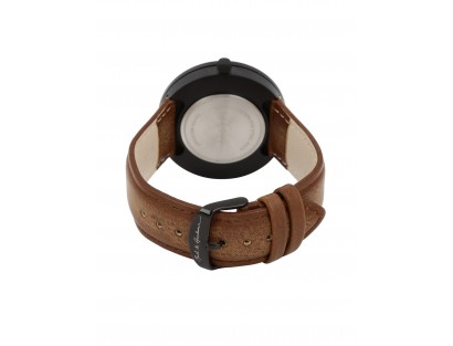 Black Analogue  Wrist Watch-CHLR(similar style)