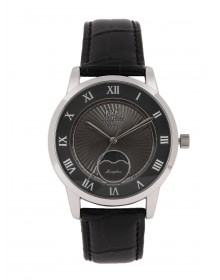 Grey Analogue Wrist Watch-CHLR(similar style)