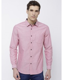 Pink  Solid Shirt-CHLR(similar style)
