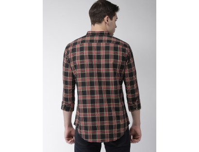 Black&Red Checked Shirt-CHLR(Similar style)
