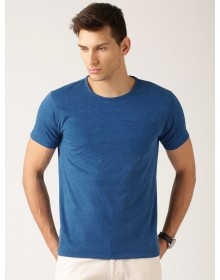 Blue Melange T-Shirt-F2 (similarstyle)