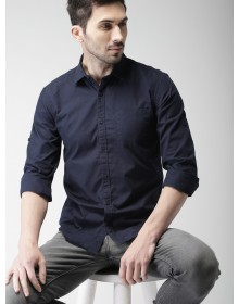 Navy Casual Shirt - GG(similar style)