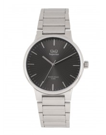 Black Men's Steel Analog Watch - GG(similar style)