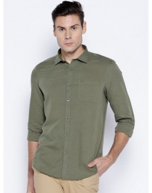 Olive Green Shirt-GG(similar style)