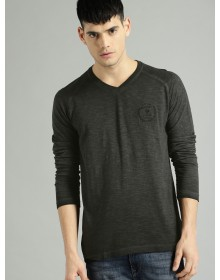 Charcoal Grey T-Shirt-GG(similar style)
