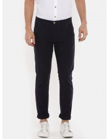 Navy Blue Chinos-GG
