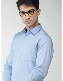 Blue  Formal Light Turquoise Shirt-GG(similar style)