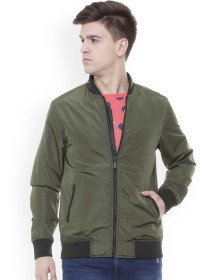 Olive Green Bomber Jacket-NPS (similar style)