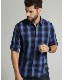Blue Buffalo Checked Shirt-NPS(similar style)