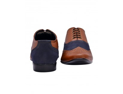BXXY British Brogue Lace Up Formal Shoes