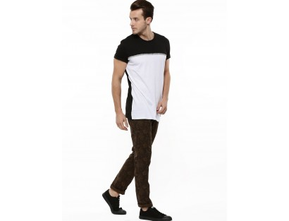 Jack & Jones Slim Fit Printed Trouser