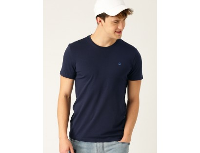 Navy Blue T-Shirt-F2