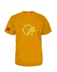GPSK 4 Official Yellow Tshirt