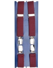 Tiekart Y- Back Suspenders for Men