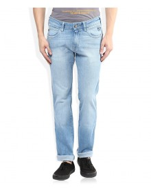 Blue Slim Fit Jeans By Wrangler