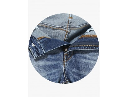Blue Regular Fit Jeans By Pepe Jeans