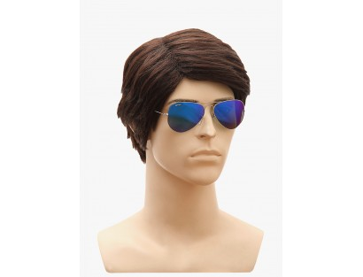 Blue Aviator Lee Cooper