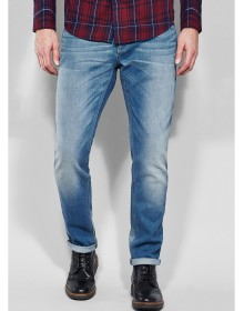 Blue Skinny Fit Jeans By Next