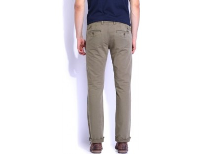 Roadster Regular Fit Men's Trousers