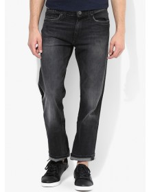 Pepe Jeans Black Regular Fit Jeans