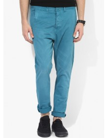 Breakbounce Blue Slim Fit Chinos
