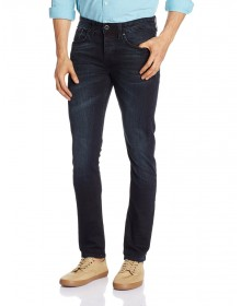 Black Skinny Fit Jeans By Being Human