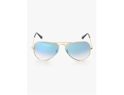 Ray Ban Blue Aviator Large Metal (I)