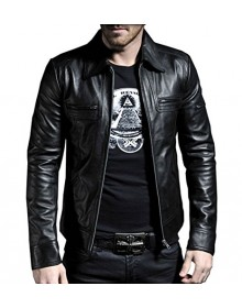 Zayn Leather Men's Leather Jacket