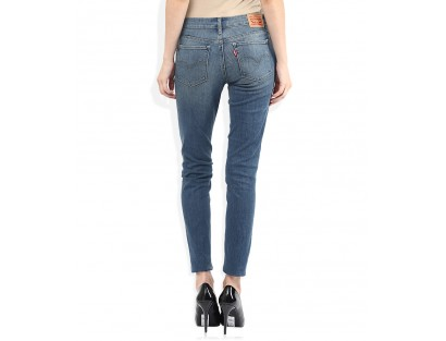 Levis Blue Skinny Fit Jeans