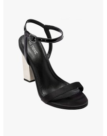 Feature Heel Glam Sandals by Next