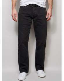 Black Belted Jeans By Next