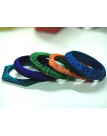 Multi-Colored Bangles
