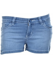 Lush Elle Women's Denim Shorts